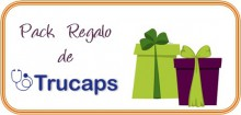 Pack regalo TRUCAPS