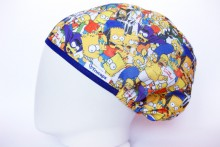 Gorro Simpson TRUCAPS, lateral