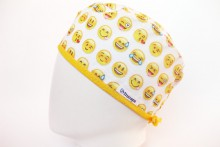 Gorro Quirofano Smilies h, lateral
