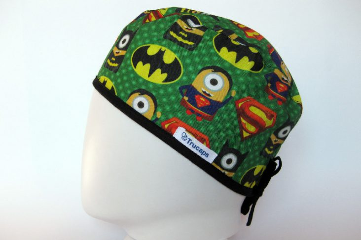 gorro-quirofano-superheroes-lateral