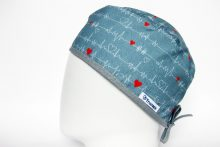 Gorro electro gris TRUCAPS lateral